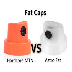 Comparativa astro fat vs hardkore fat cap