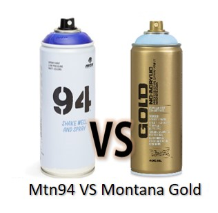 spray mtn94 vs montana gold